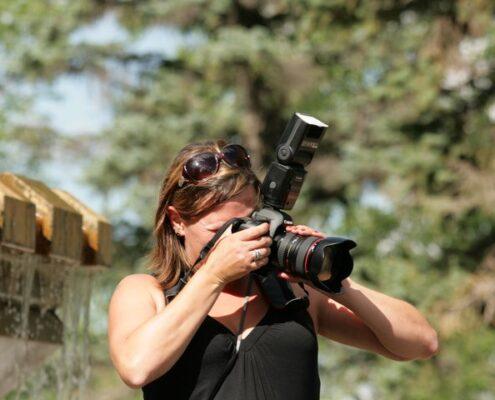 Zenon Park photographer Lina Brisco